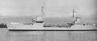 USS <i>Genesee</i> (AOG-8) Patapsco-class gasoline tanker