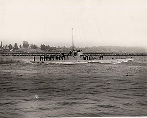 USS O-16 (SS-77) - Image: USS O 16 (SS 77)