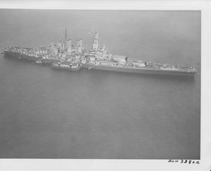 USS Washington aerial view NARA BS 33802.tif