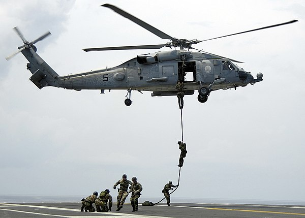 usmc helicopter with Fast Roping on I Had This Sinking Feeling 1 likewise Fast Roping in addition 320 besides Oshkosh Corporation Oshkosh Defense  pletes Ebfl Modernization Program Ahead Of Schedule additionally USMC  USAF  And USN Versions Of The OV 10 Bronco In Flight 2F3XC5BFFQQ.