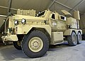 US Navy 070403-F-0199D-001 A joint explosive ordnance rapid response vehicle is shown at Balad Air Base.jpg