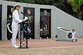 US Navy 100501-N-9818V-313 Vice Chief of Naval Operations (VCNO) Adm. Jonathan Greenert delivers remarks at the Explosive Ordnance Disposal (EOD) 41st Annual Memorial Service at the Kauffman EOD Training Complex.jpg