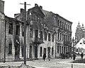Ul. Działdowska 7 i 9 ( ul. Chrobrego 8 i 10 ) we wrześniu 1939.jpg