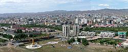 Ulaanbaatar Cidade