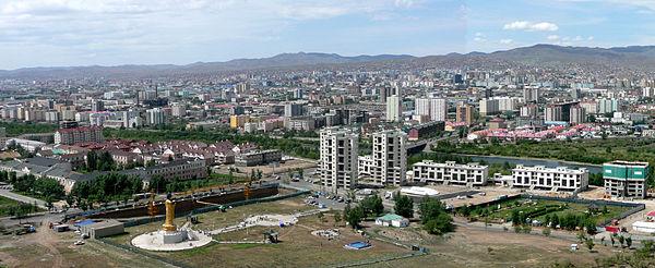 Pictures of Ulaanbaatar