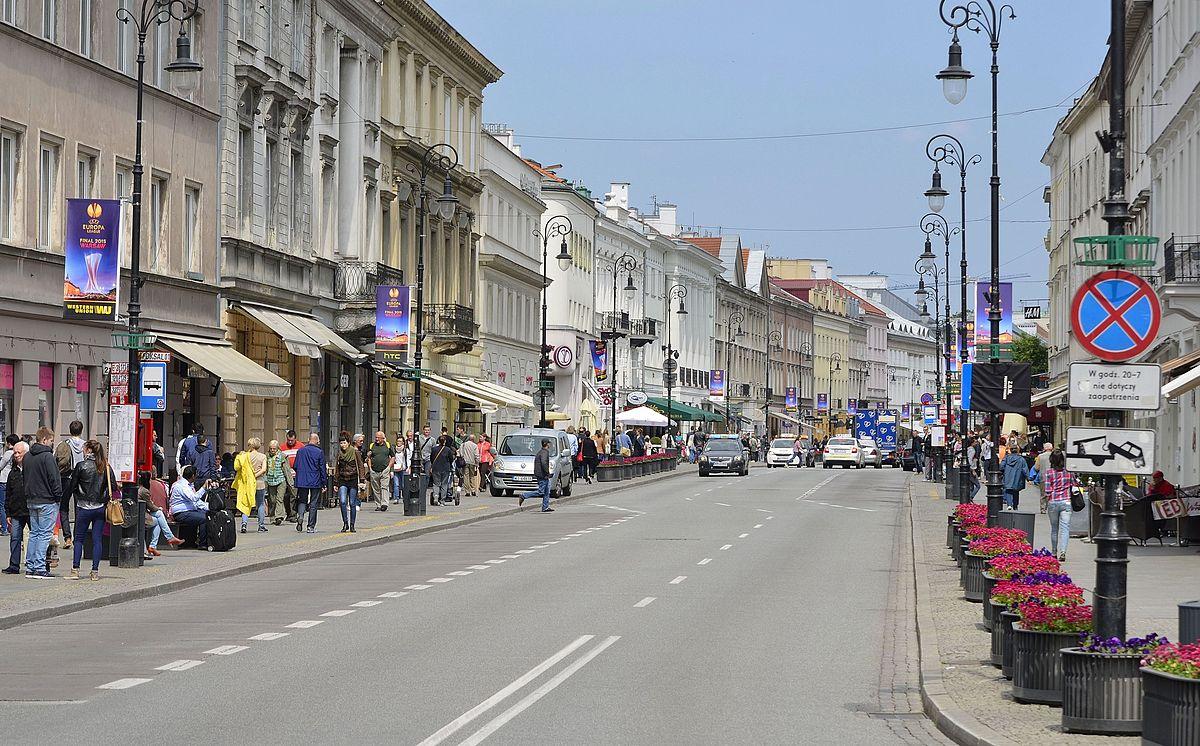 Nowy Świat Street - W...