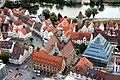 Ulm, Blick vom Münster auf Rathaus und Zentralbibliothek.jpg