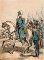 Uniformer Konungens Lif-Garde till häst.png
