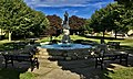 Union Soldier Monument and fountain, Courthouse Park, Cortland, New York - 20200903.jpg