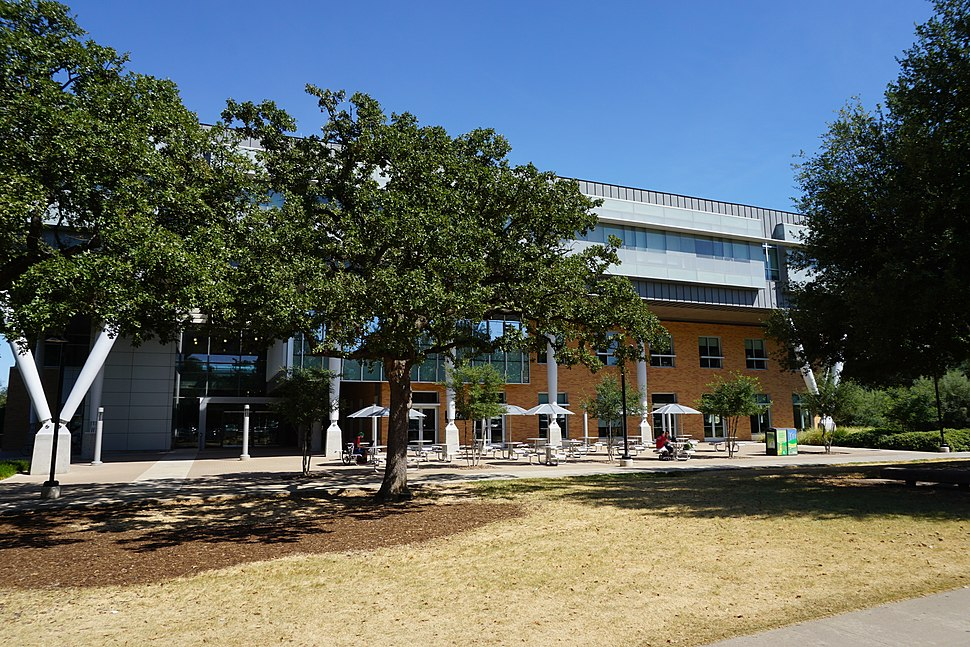 University of North Texas September 2015 06 (Business Leadership Building)