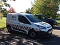University of Reading Security Services Ford Transit Connect, September 2018.jpg