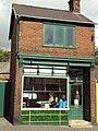Unmarked butcher's shop, Buckley.JPG