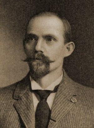 Ernest Untermann - Ernest Untermann in 1902.