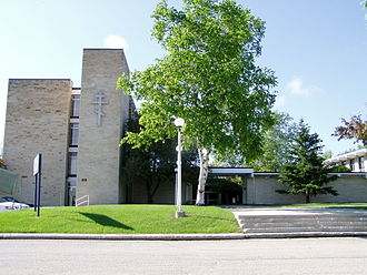 St. Andrew's College, Manitoba - St. Andrew's College