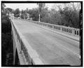 VIEW ACROSS FRANKLIN AVENUE BRIDGE. LOOKING EAST-SOUTHEAST. - Franklin Avenue Bridge, Los Angeles, Los Angeles County, CA HAER CA-286-4.tif