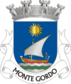 Coat of arms of Monte Gordo