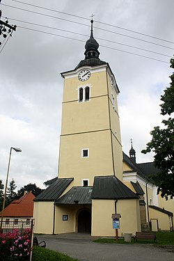 0f59b8dd38d Římskokatolická farnost Valašské Klobouky – Wikipedie