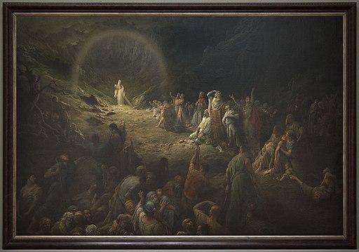 Vallee des larmes-Gustave Dore