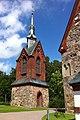 Vantaa church bell tower.jpg