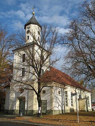 Velten - Image: Velten church