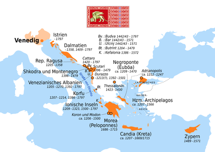 The Venetian Empire. Venezianische Kolonien.png