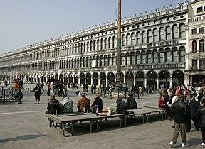 Venice - S. Marco - Procuratie Vecchie.jpg