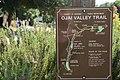 Ventura River (aka Ojai Valley) Trail map sign.jpg
