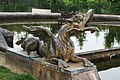 Versailles Grand Trianon Bassin Plat fond Dragon (2).jpg