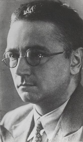 Simon Vestdijk - Image: Vestdijk 1940