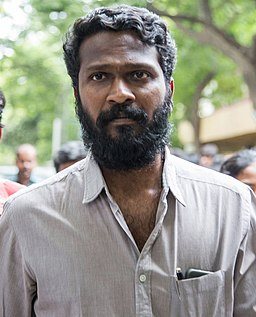 Vetrimaaran Pay Homage to Na Muthukumar