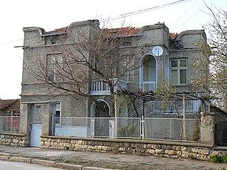 Vetrino - Image: Vetrino house 2