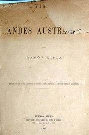 Viaje a los Andes Australes - Ramon Lista.pdf