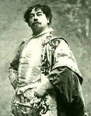Victor Maurel - Victor Maurel as Don Giovanni