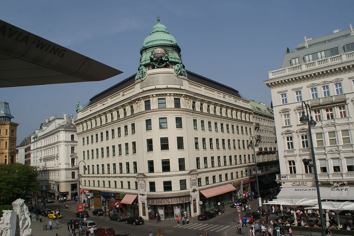 Vienna/Innere Stadt – Travel guide at Wikivoyage