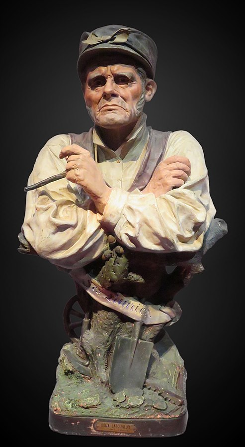 Vieux laboureur