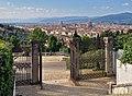 View of Florence from the Abbazia di San Miniato al Monte. Italy.jpg