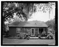 View of North rear, facing south - 117 East Vanderbilt Street (House), 117 East Vanderbilt Street, Orlando, Orange County, FL HABS FL-536-3.tif