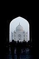 View of Taj Mahal From Entry gate!.jpg