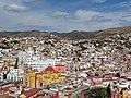View over Guanajuato from El Pipila Monument - Guanajuato - Mexico - 01 (39088779282).jpg