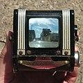 View through Duaflex camera finder - Digbeth, Birmingham, England.jpg