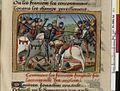 Vigiles de Charles VII, fol. 190, Bataille des gués de Saint-Clément.jpg