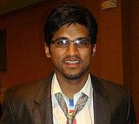 Vijay Yesudas in NJ USA, 2010 (cropped).jpg