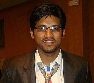 Vijay Yesudas in NJ USA, 2010 (cropped).jpg