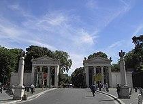 Villa Borghese - entrata 2669.JPG