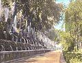 Villa d'Este, Tivoli -- 1000 fountains allee.jpg