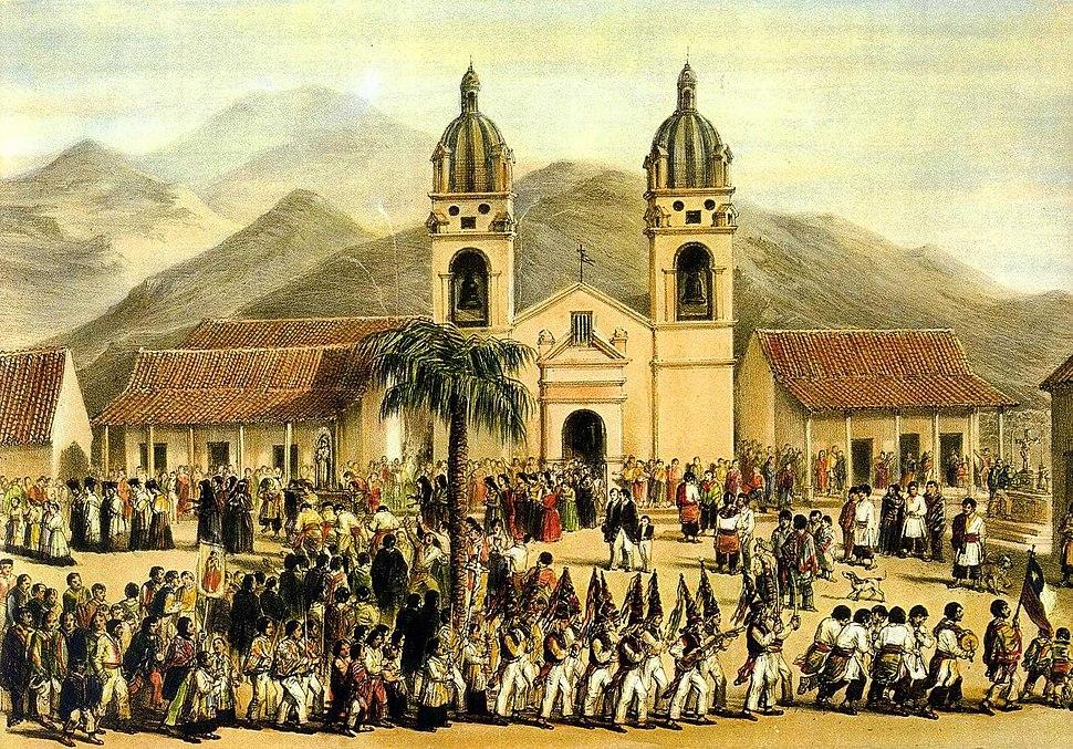 Virgen Andacollo