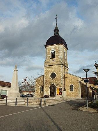 Église Saint-Pierre de Viriat
