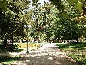 Parque Forestal - Image: Vista Parque Forestal