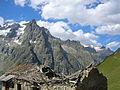Vista dal Tour du Mont Blanc Val Ferret DSCN8821.JPG
