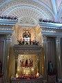 Vista interna de la Parroquia Jesús de las Maravillas.JPG